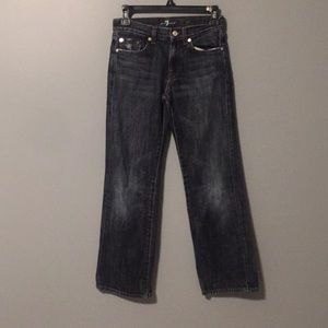 7 for All Mankind boys jeans size 10
